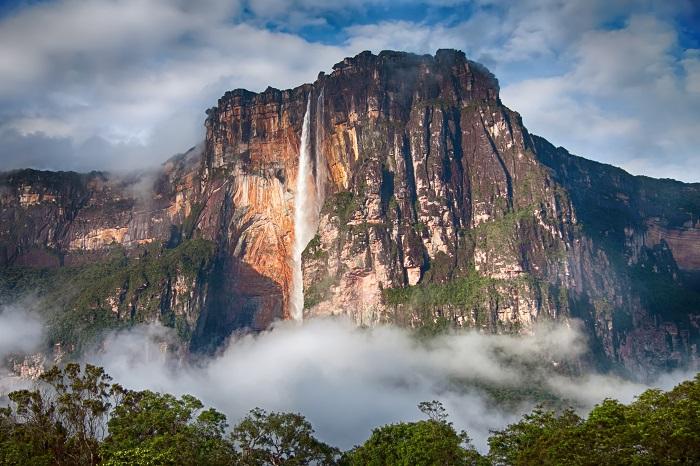 Angel Falls, Venezulea