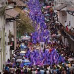 Semana santa quito (editorial only) - resize