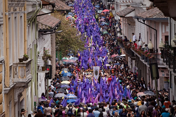 Holy Week in Ecuador: Semana Santa in Quito and the Andes  Semana Santa Quito